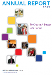 AR 2012 cover